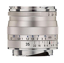 Zeiss | 35mm f/2.0 Biogon T* ZM MF Lens (Leica M-Mount) - Silver | 1365658