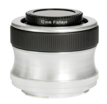 Lensbaby Scout with Fisheye for Canon