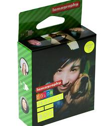 Lomography Color Negative 800 120mm (Pack of 3)
