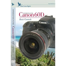 Blue Crane Digital Introduction to the Canon 60D Training DVD