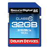 Delkin Devices 32GB Pro 163x Class 10 Secure Digital High Capacity Memory Card
