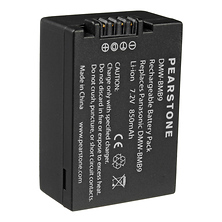 DMW-BMB9 Rechargeable Lithium-Ion Battery for Select Panasonic Cameras and Camcorders Image 0