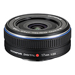 Zuiko 17mm f/2.8 Digital Lens (Black)