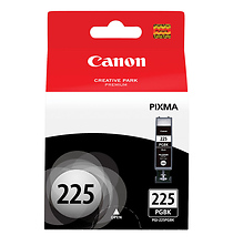 PGI-225 Black Ink Cartridge Image 0