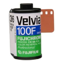 Fujifilm RVP Velvia 100F, 135-36 Single Roll