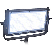 Dracast 500 LED Light, with Barn Doors & V-Lock Battery Plate Image 0