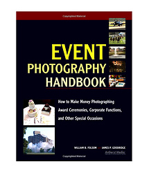 Amherst Media Event Photography Handbook - Book