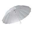 7' White Diffusion Parabolic Umbrella
