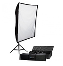 Spiderlite TD6 Large Shallow Softbox Kit