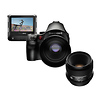 Phase One | IQ140 Digital Back with 645DF Body and 80mm Lens (Classic) | 71642