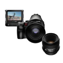 Phase One IQ1 40MP Digital Back with 645DF+ Body and 80mm Lens