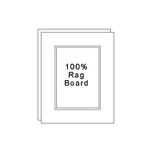 11x14/8.5x11 RAG Single Matboard Image 0