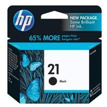 Hewlett Packard HP 21 Black Ink Cartridge for the HP OfficeJet J3680 Printer