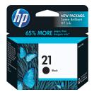 Hewlett Packard | HP 21 Black Ink Cartridge for the HP OfficeJet J3680 Printer | C9351AN#140