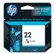 Hewlett Packard HP 22 Tricolor Ink Cartridge for the HP OfficeJet J3680 Printer