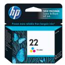 Hewlett-Packard | HP 22 Tricolor Ink Cartridge for the HP OfficeJet J3680 Printer | C9352AN#140