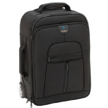 Tenba Roadie II Compact Rolling Photo/Laptop Case (Black)