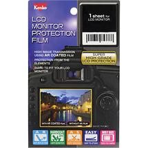 Kenko LCD Monitor Protection Film for Nikon D7000