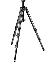 Manfrotto 3-Section Carbon Fiber Tripod With Rapid Column