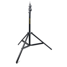 Aluminum 3-Section Light Stand (Black) Image 0