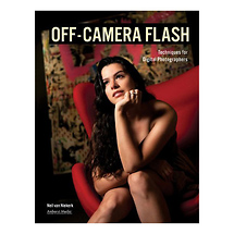 Amherst Media Off-Camera Flash Techniques for Digital Photographers - Book