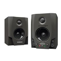 Samson Studio GT Active Studio Monitors with USB Audio Interface - Open Box*