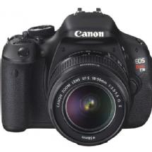Canon EOS Rebel T3i Digital SLR Camera Kit with EF-S 18-55mm IS Lens