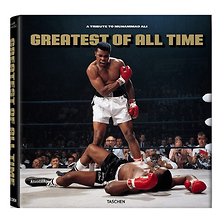 Greatest of All Time - A Tribute to Muhammad Ali - Book Image 0
