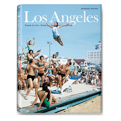 Los Angeles, Portrait of a City - Hardcover Image 0