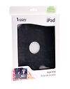 Icon Style Grip Case for iPad (Black)
