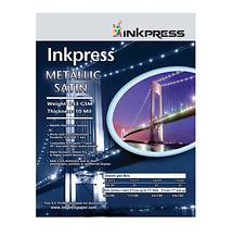 Inkpress Metallic Satin Paper 8.5x11in. - 20 Sheets
