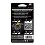 3 inch Gear Tie - 4 Pack (Black) Thumbnail 1