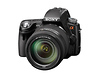 Sony Alpha SLT-A55 Digital SLR Camera with 18-250mm Lens