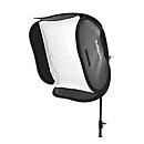 22 inch Soft Box Kit Shoe Mount Flash Without Stand