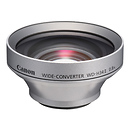 Canon | WD-H34 II 34mm 0.7x Wide Angle Converter Lens (Silver) | 5070B001