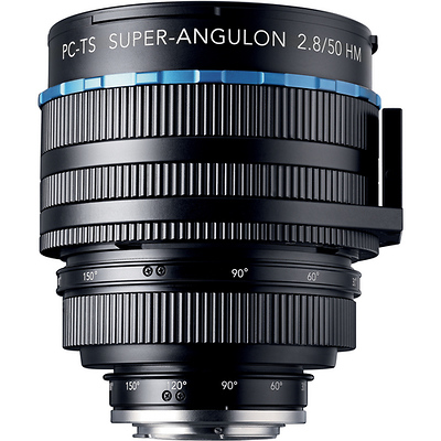 50mm f/2.8 Super Angulon Lens for Canon Image 0