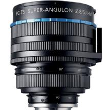 Schneider Optics 50mm f/2.8 Super Angulon Lens for Canon