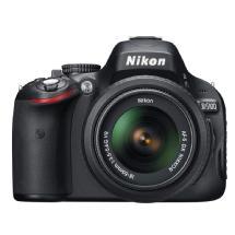 Nikon D5100 Digital SLR Camera Kit with 18-55mm Lens