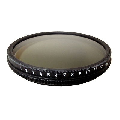 72mm Variable Neutral Density (ND) Fader Filter Image 0