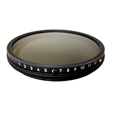 77mm Variable Neutral Density (ND) Fader Filter Image 0