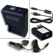Accessory Power Professional Series Nikon EN-EL3 /EL3E Digital Camera and USB Mini-Charger