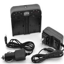 Accessory Power Professional Series ReVIVE DUAL-ion+ Camera Battery Charger for Canon LPE6