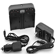 Professional Series ReVIVE DUAL-ion+ Camera Battery Charger for Canon LPE6