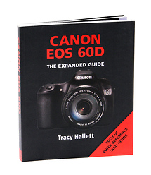 Ammonite Press The Expanded Guide on Canon 60D Camera - Book