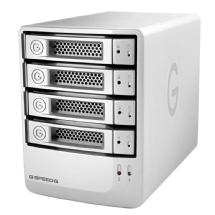G-Technology 8TB G-SPEED Q External Hard Drive Array (USB 2.0, FireWire 800)