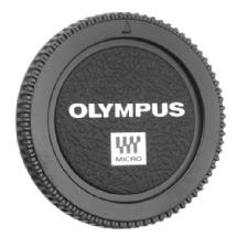 Olympus BC-2 Body Cap for the E-P1 Digital Camera