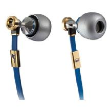 Monster Cable Miles Davis Trumpet In-Ear Headphones W/ ControlTalk