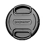 55mm Professional Snap-On Lens Cap