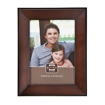 Prinz 4 X 6 Hudson Dark Walnut Wood Frame