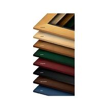 Prinz 5 x 7 Dakota Trio Walnut Wood Frame